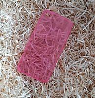 Чохол силіконовий щільний для Lenovo S90, Рожевий