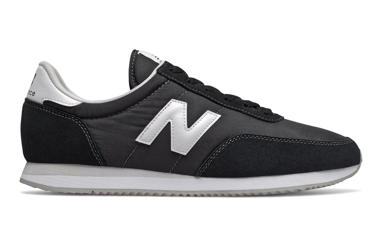 Кросівки чоловічі New Balance 720 чорні UL720AA