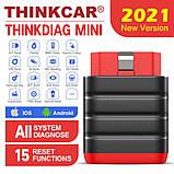 Мультімарочний сканер THINKDIAG MINI (5 марок БЕЗКОШТОВНО), фото 3