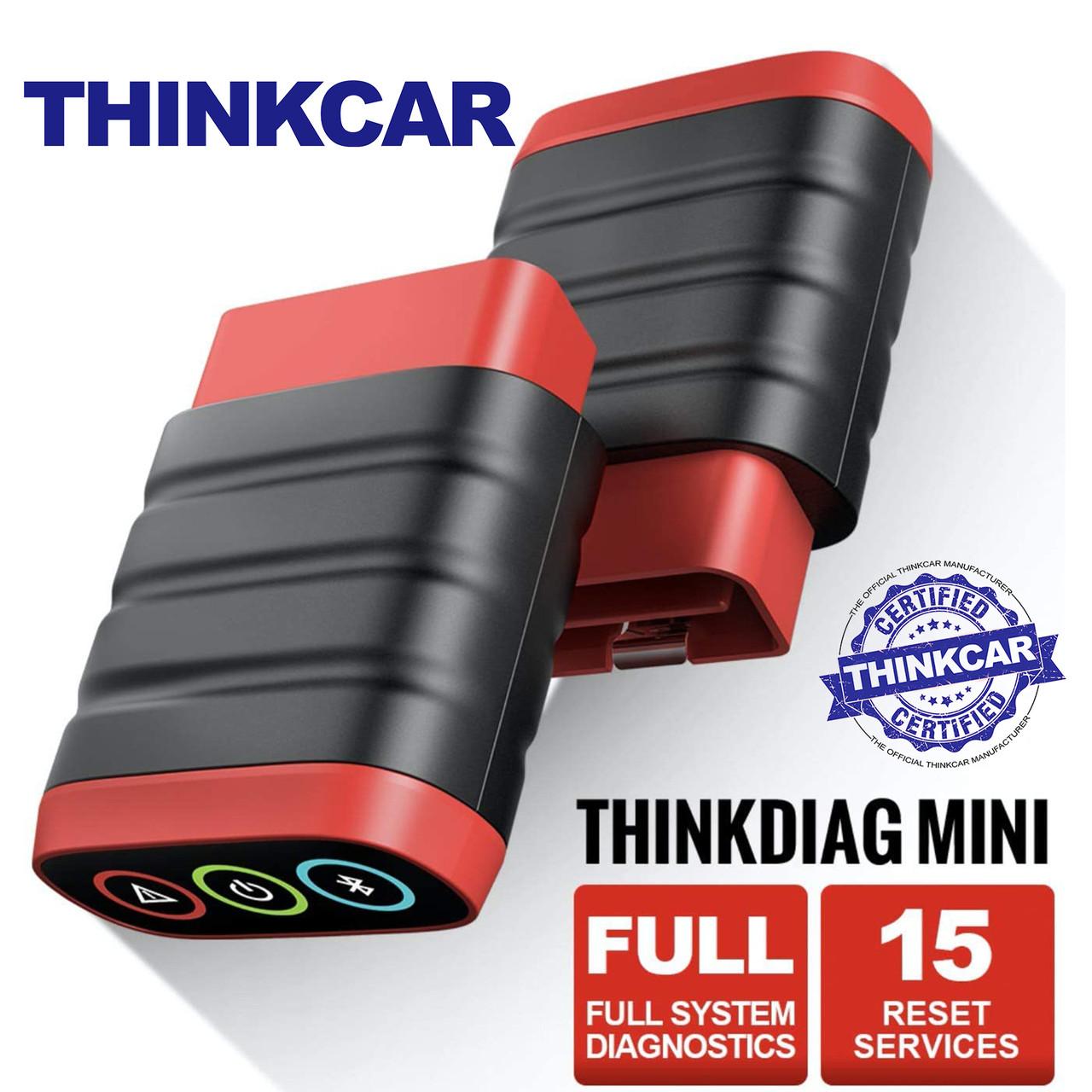 Мультімарочний сканер THINKDIAG MINI (5 марок БЕЗКОШТОВНО)