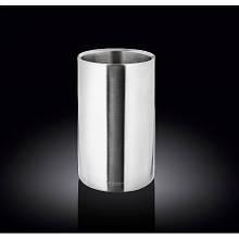Відро Wilmax St.Steel 1,5 л d 12 см h 19 см для зберігання льоду з нержавіючої сталі (552401 WL)