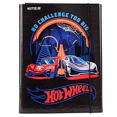 Папка для труда А4 KITE Hot Wheels hw19-213