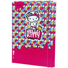 Папка для трудового обучения Kite Hello Kitty HK21-213, А4