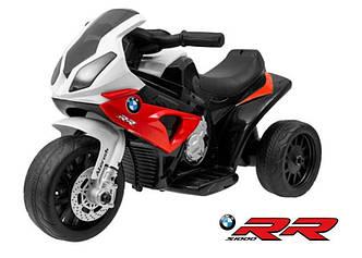 Мотоцикл на аккумуляторе  BMW S1000RR детский  JT5188