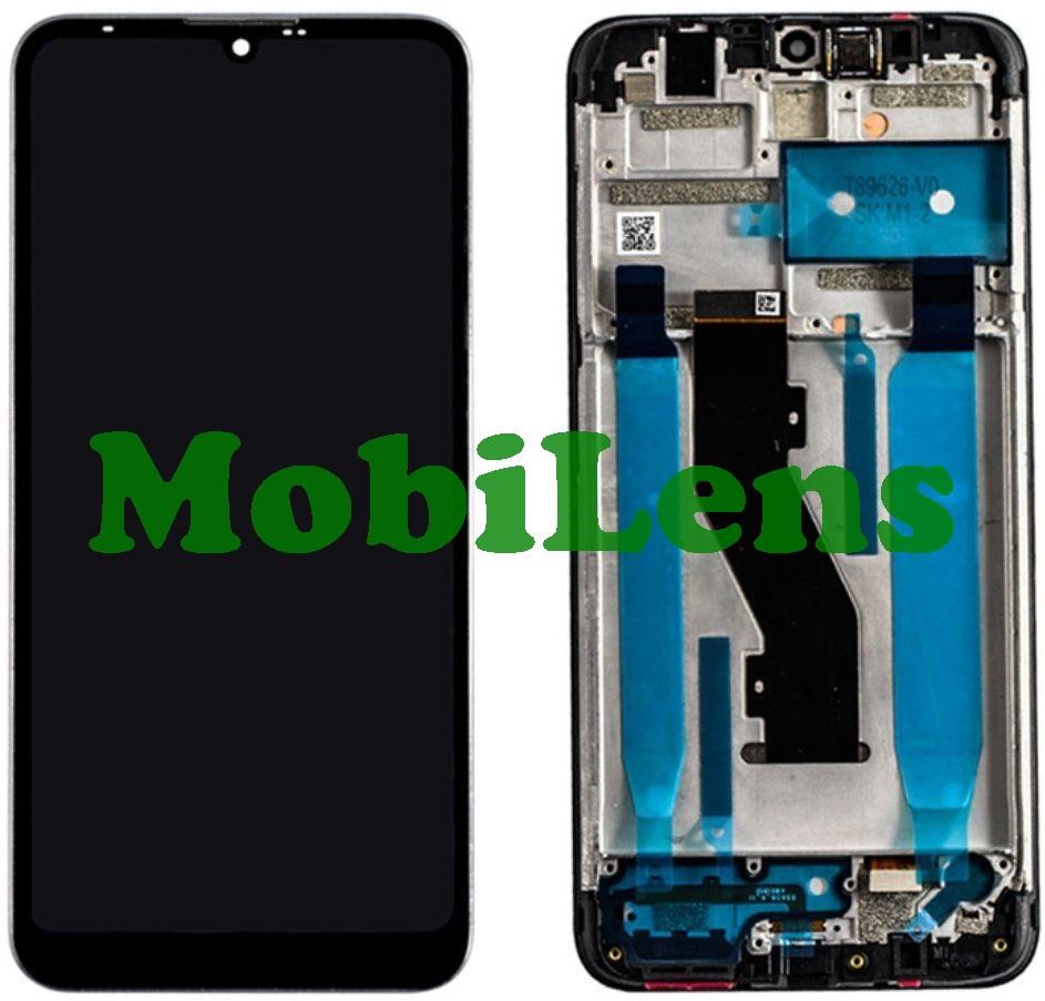 Nokia 3.2, TA-1156 Дисплей+тачскрін(модуль) чорний *в рамці Original *PRC