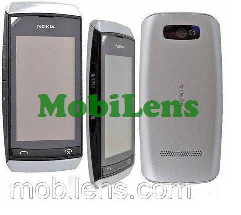 Nokia 305 Корпус белый, фото 2