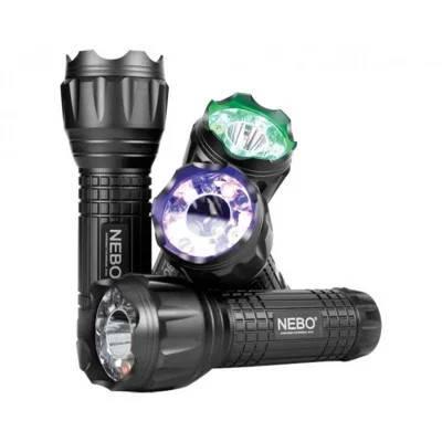 Ліхтар криміналістичний багатоспектральний NEBO® CSI QUATRO™, фото 2