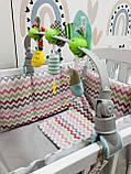 Дугу на коляску Тропічний оркестр Taf Toys, фото 5