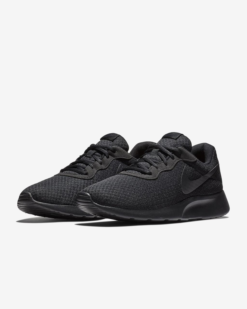 Кросівки чоловічі Nike Tanjun чорні 812654-001