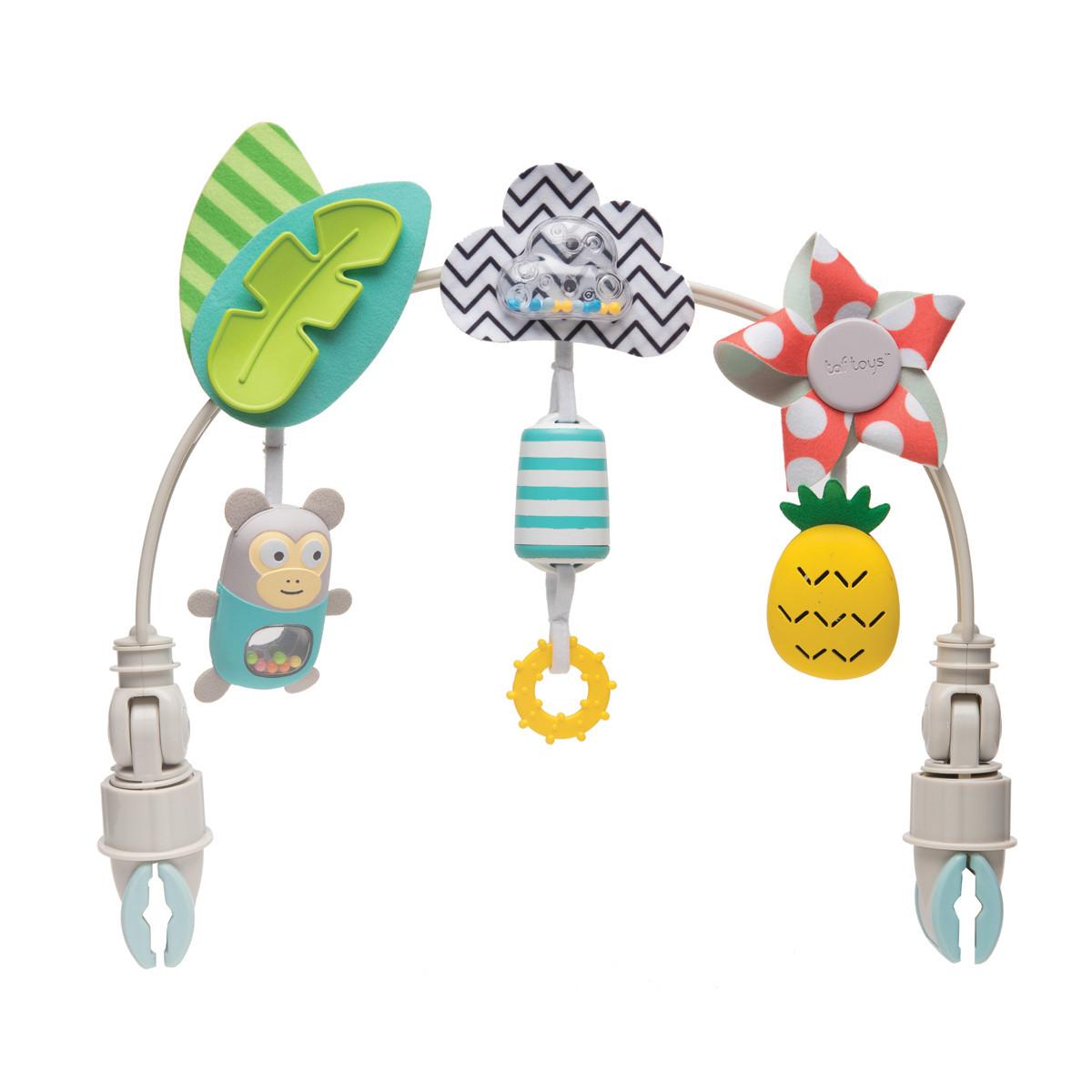 Дугу на коляску Тропічний оркестр Taf Toys