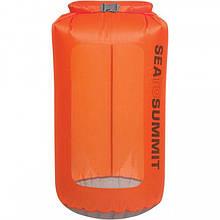 Гермочехол SEA TO SUMMIT Ultra-Sil Dry View Sack (2л), помаранчевий
