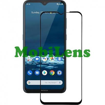 Nokia 5.3, TA-1223, TA-1227, TA-1234 Защитное стекло черное, фото 2