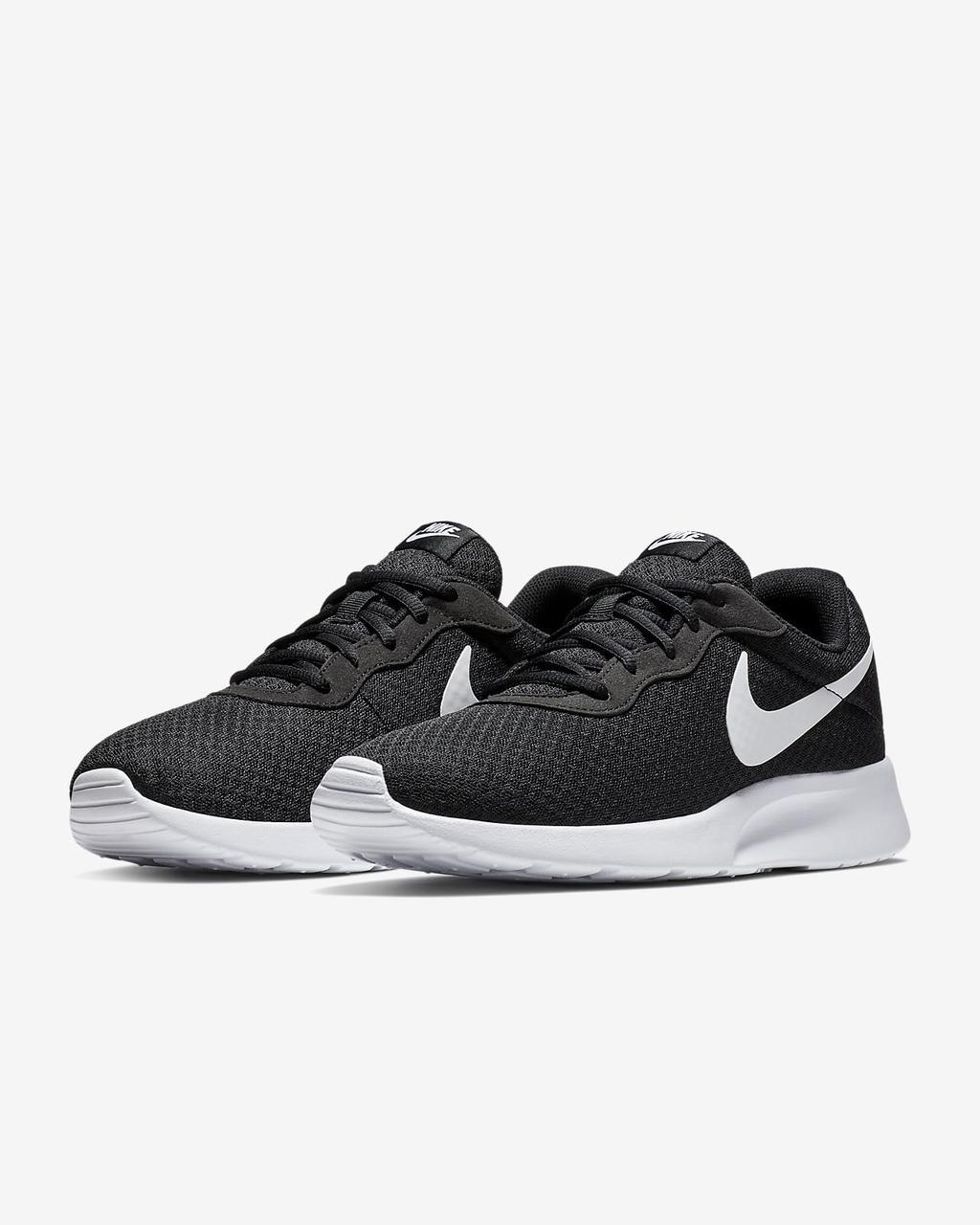 Кроссовки мужские Nike Tanjun черные 812654-011