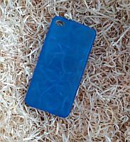 Чохол силіконовий щільний для Lenovo S90, Синій