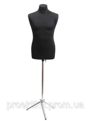 Торс пошивочно-выставочный мужской