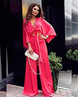 Женский стильный костюм: брюки и короткая рубашка, фото 1