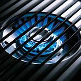 Газовий гриль і 2 двосторонні залізні грати в чорному кольорі Broil King Monarch 390 834263, фото 6