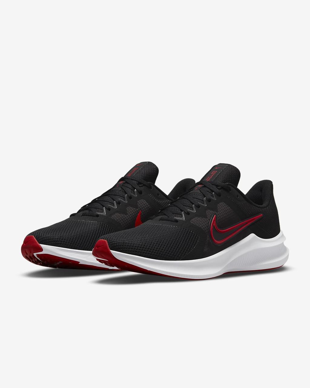 Кроссовки мужские Nike Downshifter 11 черные CW3411-005