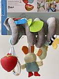 Спираль на коляску или переноску В саду Taf Toys, фото 4