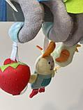 Спираль на коляску или переноску В саду Taf Toys, фото 5