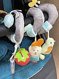 Спираль на коляску или переноску В саду Taf Toys, фото 6