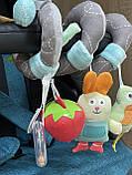 Спираль на коляску или переноску В саду Taf Toys, фото 7