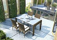 Стул Трамонто, Роял Песочный, мебель для дома, мебель для сада, мебель для бассейна