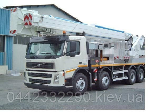 Aerial platform for Rent Kiev - Kiev Services Autotowers
