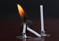 Фитили для свечей 4 см для  провощенные заводские 500 шт пакет