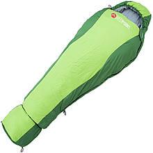 Мішок спальний дитячий Red Point Bran R (190х70х45см), зелений