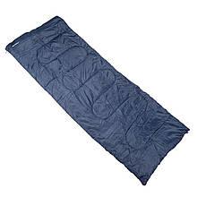 Мешок спальный КЕМПИНГ Scout (190x30x75см), синий