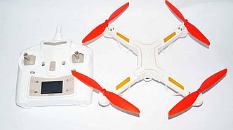 Квадракоптер дрон Jie-Star Sky Cruiser X7TW c WiFi камерой и подсветкой