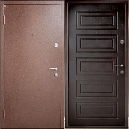 Входные двери уличные (услуга)