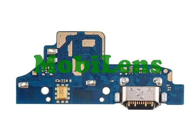 Nokia 6.2, TA-1187, TA-1198, TA-1200, TA-1201 Шлейф-плата с разьемом зарядки и микрофоном, фото 2