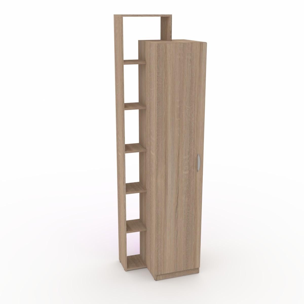 Шкаф с открытыми полками 8