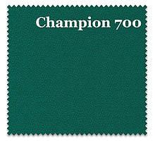 Сукно Champion 700 зеленого кольору для Російської Піраміди і Американського Пулу