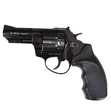 """Револьвер під патрон флобера EKOL Viper (3.0"""", 4.0 мм), чорний"""