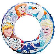 Intex Коло 56201 Фроузен діаметр 51 см, від 3 до 6 років