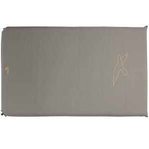 Коврик туристический Easy Camp Self-inflating Siesta Mat Double 3 cm Grey