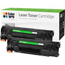 Картридж Colorway для HP LJ M15/M28 (CF244A) DUAL PACK (CW-H244FM)