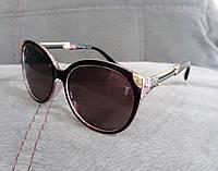 Стильные солнцезащитные очки Gucci c поляризационой линзой