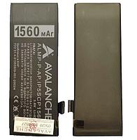 Аккумулятор Avalanche для Apple iPhone 5S, (Li-ion 3.8V 1560mAh), (ALMP-P-AP.iP5sCP1560)