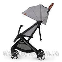 Прогулочная коляска Kinderkraft Nubi Grey, фото 4