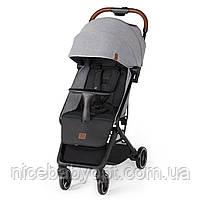 Прогулочная коляска Kinderkraft Nubi Grey, фото 2