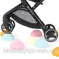 Прогулочная коляска Kinderkraft Nubi Grey, фото 3