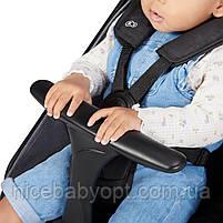 Прогулочная коляска Kinderkraft Nubi Grey, фото 7