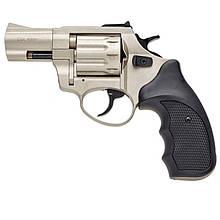 """Револьвер под патрон Флобера Stalker (2.5"""", 4.0mm), сатин-черный"""