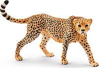 Schleich 14746 Фигурка Гепард (самка) Wild Life Cheetah Female