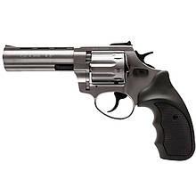 """Револьвер под патрон Флобера Stalker (4.5"""", 4.0mm), титан-черный"""
