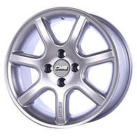 Литые диски CMS C12 R16 W6.5 PCD5x100 ET40 DIA57.1 (silver)
